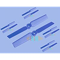 Sangdo 5Pairs Updated F210 3D-Z-02 Propellers 3D Blades for RC F210 Multicopter