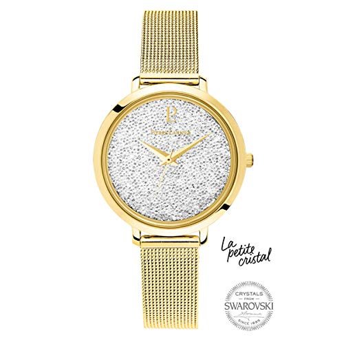 Pierre Lannier La Petite Swarovski Crystal Ladies Watch