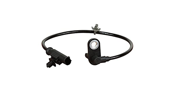 AIP Electronics ABS Anti-Lock Brake Wheel Speed Sensor Compatible Replacement For 2008-2010 Nissan 370Z Infiniti Ex35 and G37 Rear Left Driver or Right Passenger Oem Fit ABS465