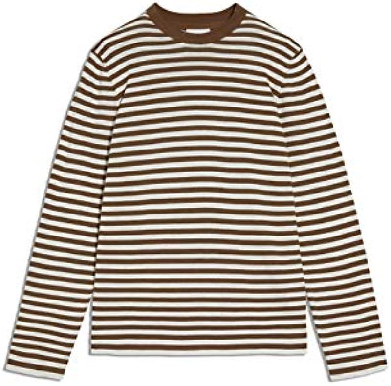 ARMEDANGELS LAADO Stripes - Męskie Pullover aus Bio-Baumwolle Strick Pullover: Odzież