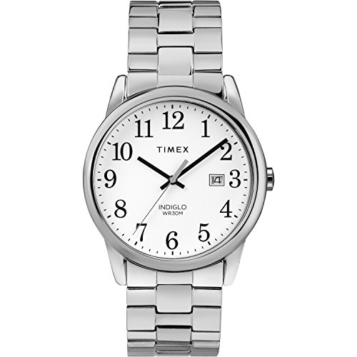 timex stainless steel mens watch - 9
