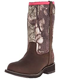 Ariat Women's Fatbaby All Weather Western Cowboy Boot