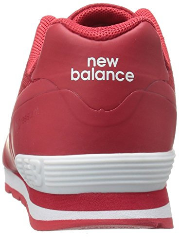 Balance White Smooth Red Unisex Kinder Kl574wtg Sneakers New M UdAxRwqCq7