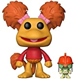 Funko Pop! Television: Fraggle Rock - Red with Doozer Collectible Toy