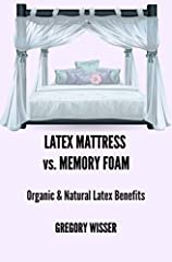 It's challenging and costly to switch to a latex mattress.  So many questions; so few answers. Fortunately, mattress expert Gregory Wisser provides frank answers on: memory foam off-gassing; the polyurethane components of memory foam; the ben...