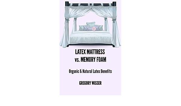Latex Mattress Vs Memory Foam Mattress Your Mattress Buyer S