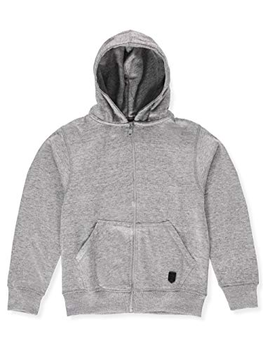 - Phat Farm Little Boys' Toddler Fleece Hoodie - Melange Gray, 2t