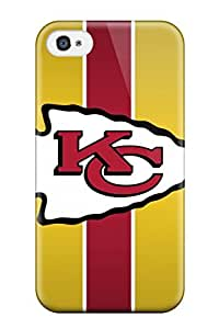 High Quality Kansasityhiefs Case For Iphone 4/4s / Perfect Case