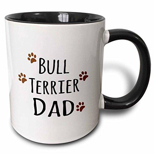 3dRose mug 153876 4 Terrier Doggie Prints