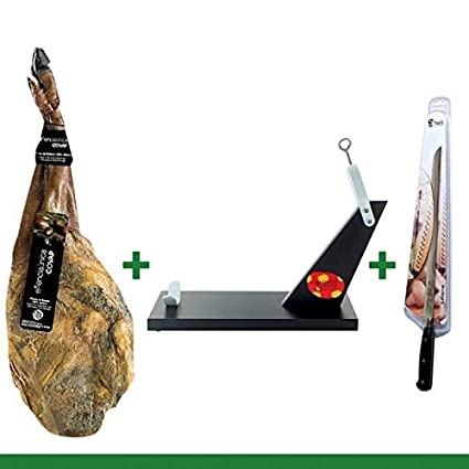 Paleta Iberico de Bellota bone-in Jamón Pack by covap (10 ...