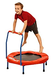 "Kangaroo's 36"" Kids Trampoline, Indoor Trampoline For Kids"