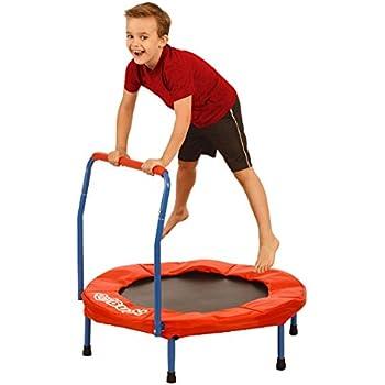 """Kangaroo's 36"""" Kids Trampoline, Indoor Trampoline For Kids"""