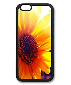 Black Case Cover For SamSung Galaxy S3 ,Fashion Cool Art Sunflower Custom Protective Soft PC Back Case Cover For SamSung Galaxy S3