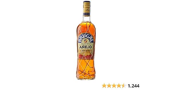 Brugal Añejo Ron Dominicano, 38% - 700 ml: Amazon.es ...