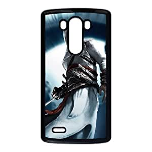 Assassins Creed Game LG G3 Cell Phone Case Black Exquisite designs Phone Case TF6JH277