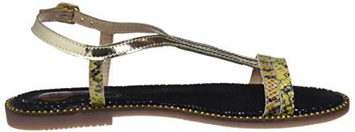 Gioseppo Women's 44927 Open Toe Sandals Gold (Multi Oro) gFaHHyN