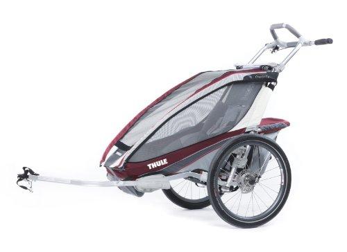 Thule Cx1 Remorque multifonctions pour enfant (vélo, jogging) Bordeaux 10101322