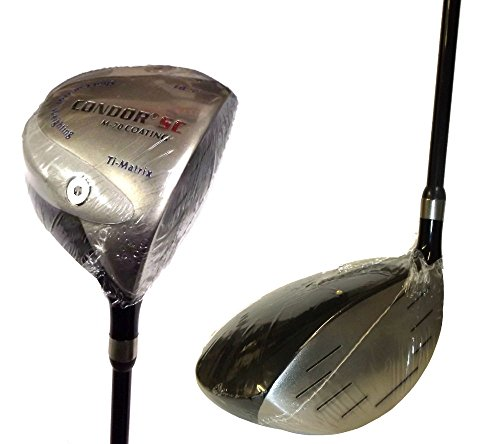 NEW NGC Condor SC 410cc 10.5 Right Hand Driver Golf Club Graphite Shaft Adjustable Weight Head (Regular) by NGC Golf
