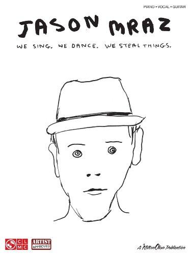 Amazon.com: Jason Mraz - We Sing. We Dance. We Steal Things ...