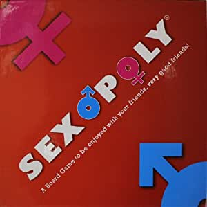 Sexopoly - an Adult Board Game for Couples or Friends