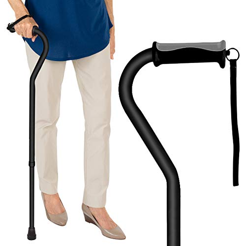 Vive Walking Cane - for Men & Women - Portable