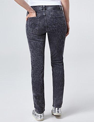 Femme Grau Pioneer Katy Grey Skinny 904 Laser Animaldessin Stone Jeans With Uqx7PB