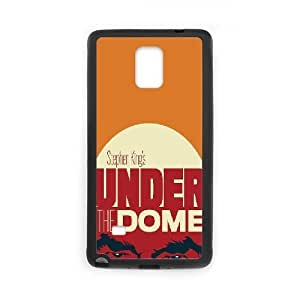 DIY under the dome Plastic Case for SamSung Galaxy note4, Custom under the dome Note4 Shell Case, Personalized under the dome Galaxy note4 Cover Case