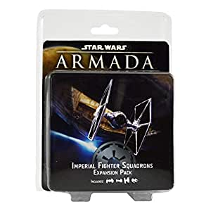 Fantasy Flight Games SWM08 SW Armada: Imperial Fighter Pack Board Game