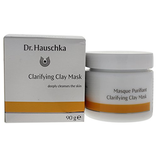 Dr. Hauschka Clarifying Clay Mask for Women, 3.1 Ounce
