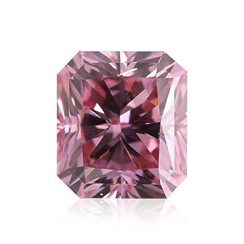 0.46 Ct Radiant Diamond - 3