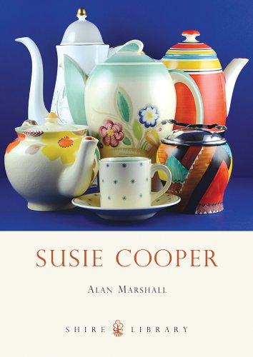 Susie Cooper (Shire Library Book 719) - Glasses 719