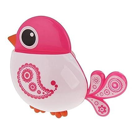 Wewoo Estantería Soporte Cepillo de Dientes de Pájaro Dibujo Animado con Las ventosas Entrega aleatoria Color