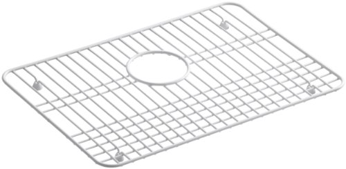 (Kohler K-6005-ST Alcott Kitchen Basin Bottom Rack, Stainless Steel)