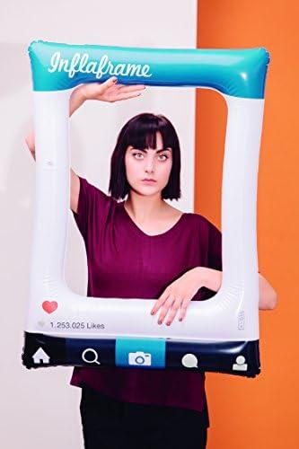 Doiy Infla Frame, Multi-Colour