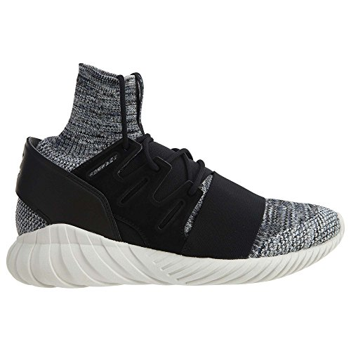 Adidas Originals Mens Tubular Doom Pk Sneaker Nero / Grigio Tre / Inchiostro Tech