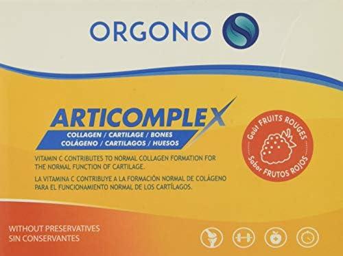 Orgono Articomplex Silicio + Magnesio + Vitaminas para Deportistas Sobres - 30 Unidades: Amazon.es: Salud y cuidado personal