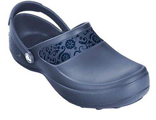 Crocs Mercy Women navy/sky blue W5 34.5 EUR