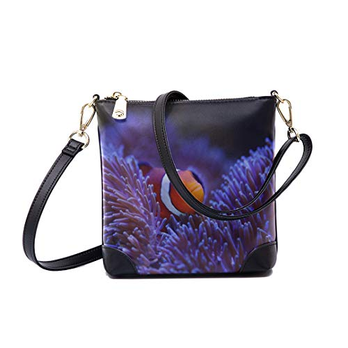 Shoulder Bag Ocellaris Clownfish Anemone For Women Bucket -