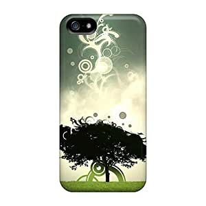 Ultra Slim Fit Hard DaMMeke Case Cover Specially Made For Iphone 5/5s- Music Iphone Walpapr