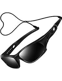 Kids Hot TR90 Polarized Sunglasses Wayfarer Style For...