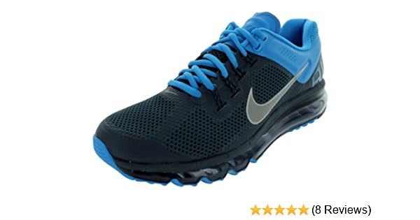 newest b3fad 2c747 Amazon.com   NIKE Air Max + 2013 Men Shoes Color  Armory Navy Blue  Hero Reflect Silver 554886-401 (SIZE  11.5)   Road Running