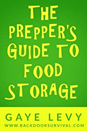 Prepper's Guide to Food Storage