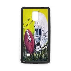 kimcase Custom Football Case for Samsung Galaxy Note4