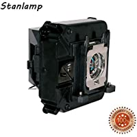 Stanlamp Replacement Projector Lamp For Epson ELP LP68 With Housing