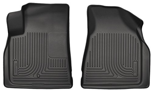 Husky Liners Front Floor Liners Fits 08-17 Enclave, 09-17 Traverse, 07-16 Acadia