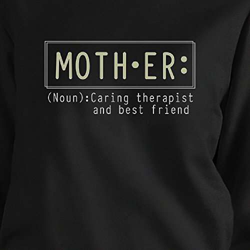 larga amiga tama mujer manga 365 Printing y Sudadera un de terapeuta para madre o wYnqHI8Op