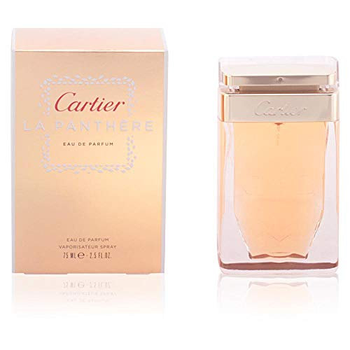 Cartier EDP Spray for Women, La Panthere, 2.5 Ounce ()