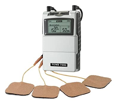 Tens Unit - Tens Machine for Pain Management, Back Pain and Rehabilitation
