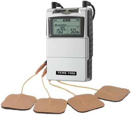 Tens Unit - Tens Machine for Pain Management, Back Pain and Rehabilitation.