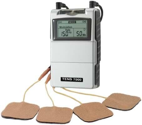 Tens Unit - Tens Machine for Pain Management, Back Pain and Rehabilitation.